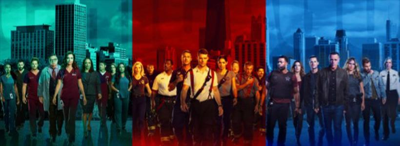 Chicago Crossover: Fire, P.D. y Med se cruzan nuevamente en Universal Tv