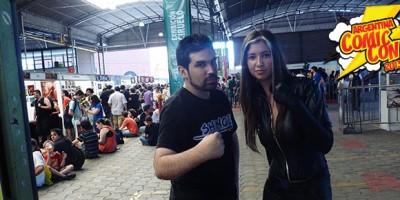 Review: Argentina Comic Con 2013