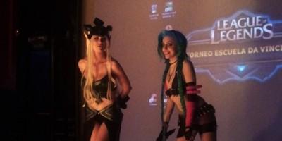 Review: League of Legends Torneo Escuela Da Vinci 2013 – 1ra Fecha