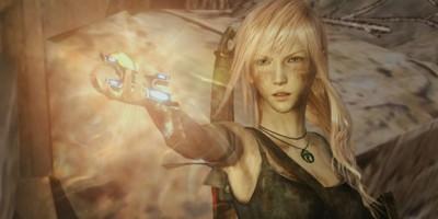 Lightning se vestirá como Lara Croft gracias a un DLC en Lightning Returns: FF XIII