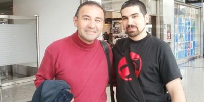 Entrevista exclusiva a Mario Castañeda: «La voz no es sólo un sonido, es donde está marcada la personalidad de una persona»